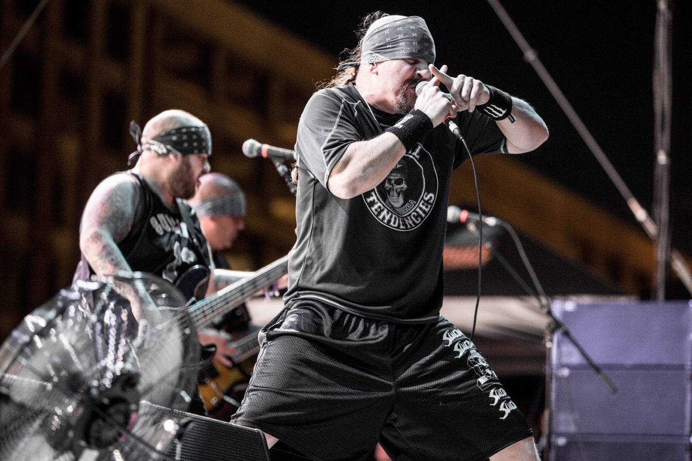 Suicidal Tendencies Punk Rock Bowling